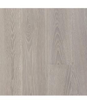 Паркетная доска ESTA PARKET Ясень Elegant Dusky Grey White Pores 1-пол., экстра матовый лак