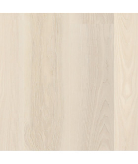 Паркетная доска ESTA PARKET Ясень Elegant Frost Ivory Pores 1-пол., экстра матовый лак