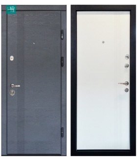 ПК-262+ Дуб грифель/Дуб пломбир (короб 100)